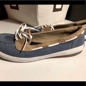 Keds boat shoes